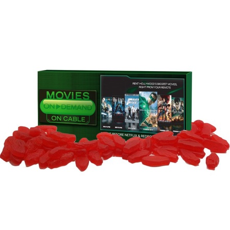 Custom Boxed Movie Theater Concession Candy