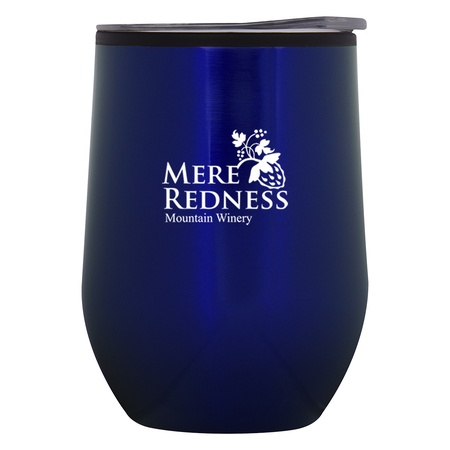 Napa Stainless Custom 12 oz. Wine Cups