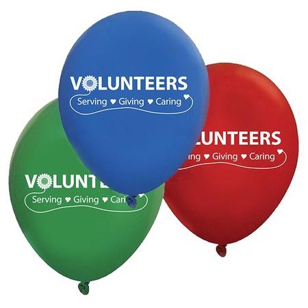 National Volunteer Week Balloons