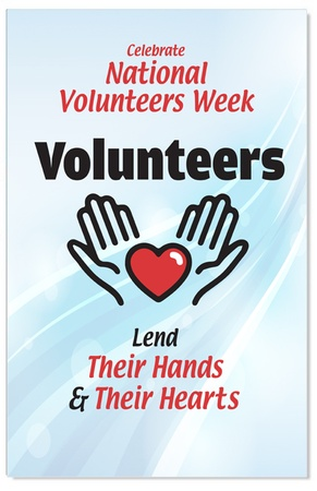 Volunteer Week Posters