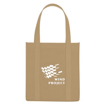 Non-Woven Avenue Logo Shopper Tote Bags