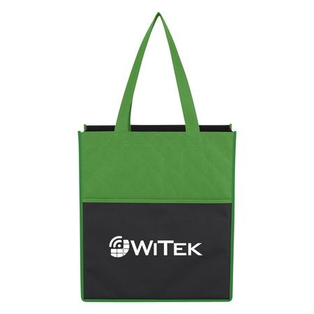 Non-Woven Bounty Shopping Tote Bag
