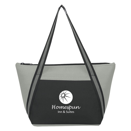 Non-Woven Insulated Cooler Tote with Imprint