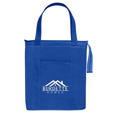 Non-Woven Insulated Shopper Logo Tote Bags