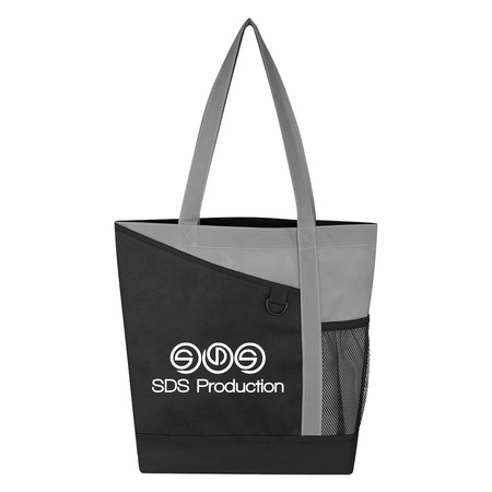 Non-Woven Kenner Custom Tote Bags