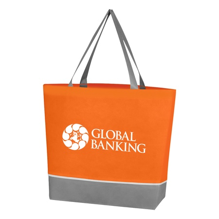 Non-Woven Overtime Promotional Tote Bags