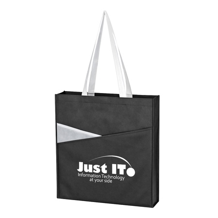 Non-Woven Redirection Custom Tote Bags