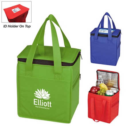 Non-Woven Sierra Promotional Cooler Bags