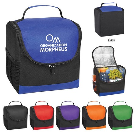 Non-Woven Thrifty Custom Lunch Cooler Bags