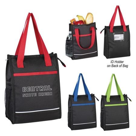Nosh Identification Lunch Bag with Custom Printing