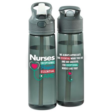 Nurse Appreciation 8 oz. Tritan Water Bottles