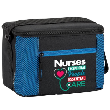 Nurses: Exceptional People Lunch Cooler Bag Gifts