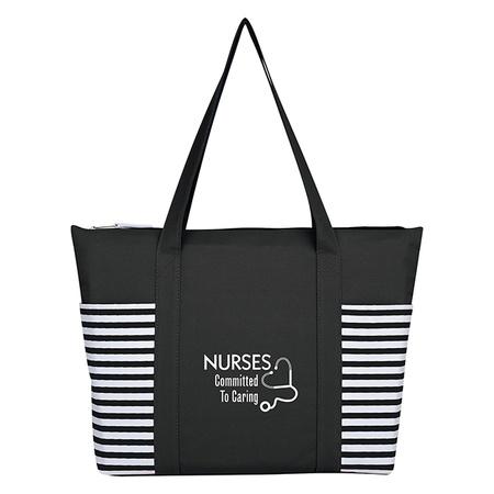 Nurses Maritime Tote Bag Gift
