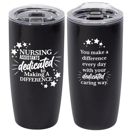Nursing Assistants Acrylic Tumbler Gift