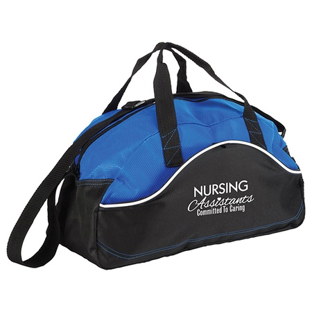 Nursing Assistants Journeyman Duffel Bag