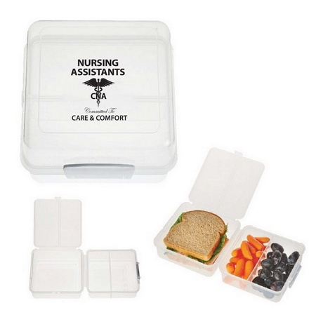 Nursing Assistants Lunch Container