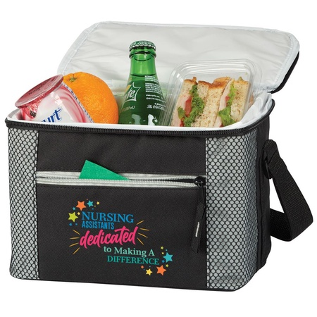 Nursing Assistants Making A Difference Lunch Cooler Bags