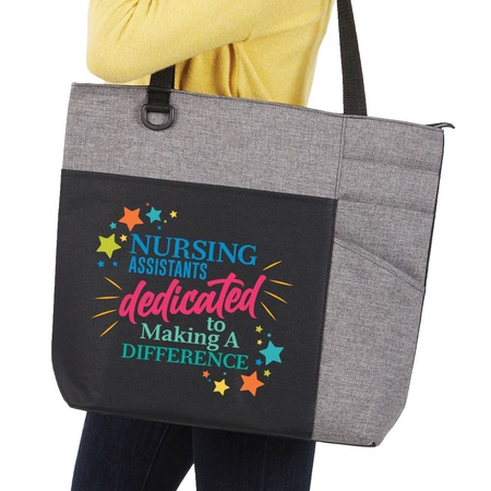 Nursing Assistants Making A Difference Tote Bags