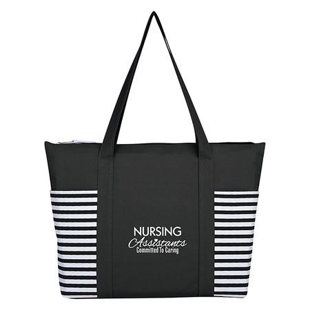 Nursing Assistants Maritime Tote Bag Gift