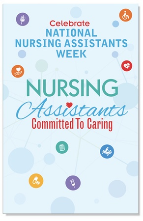 Nursing Assistants Week Event Posters