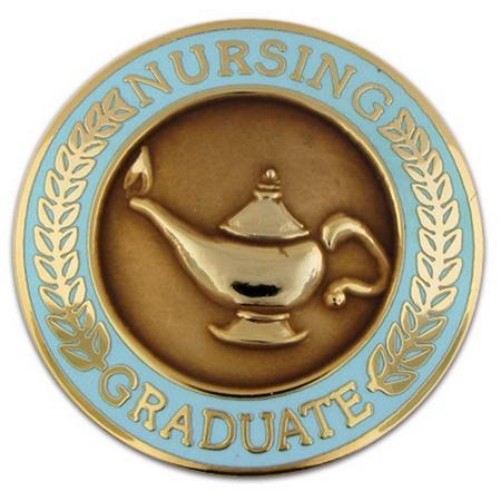 Nursing Graduate Lapel Pins