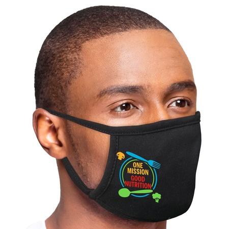 One Mission Good Nutrition Cotton Face Masks
