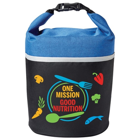 Our Mission Good Nutrition Lunch Cooler Bag Gift