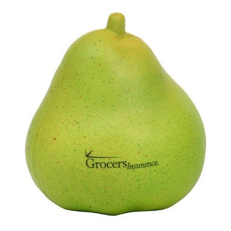 Pear Stress Ball