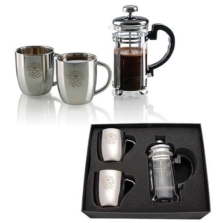 Personal Espresso Set with Customization