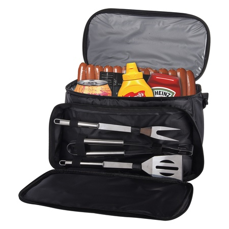Personalized Barbecue Set Cooler Gift