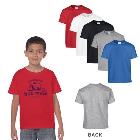 Personalized Gildan Youth T-shirts