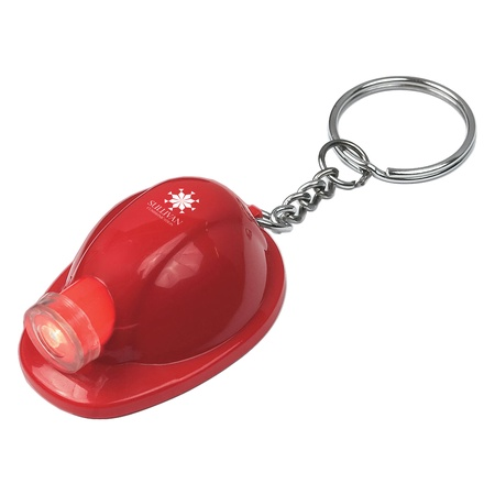Personalized Hard Had LED Key Chains