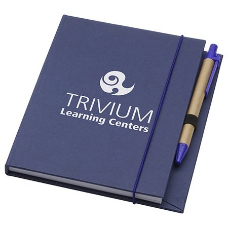 Personalized Recycled Desk Journals