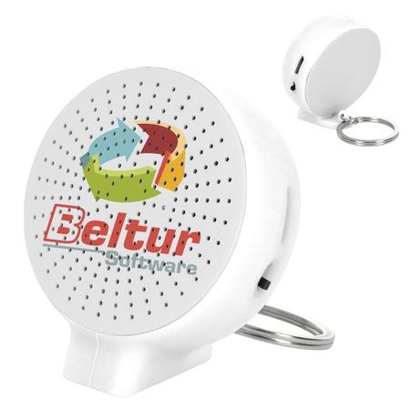 Personalized Standing Ovation Wireless Speaker Key Ring