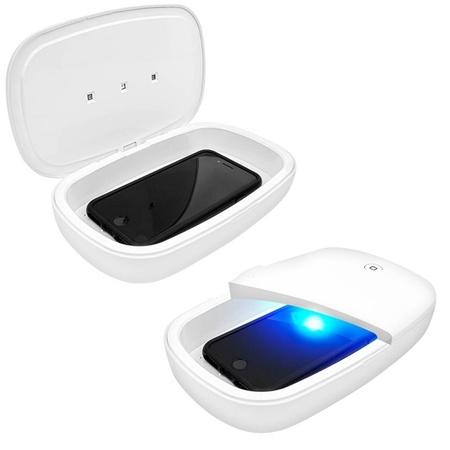 Personalized UV Light Sanitizer Case