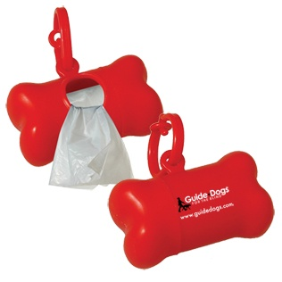 Custom Pet Waste Bag Dispensers