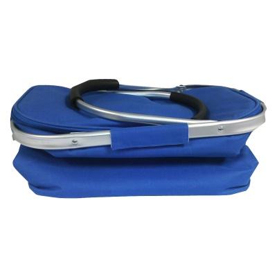 Custom Picnic Fun Collapsible Cooler Basket