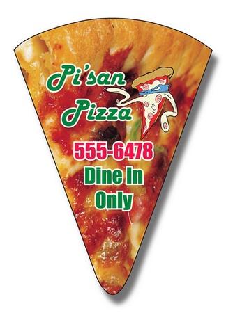 Custom Pizza Magnets