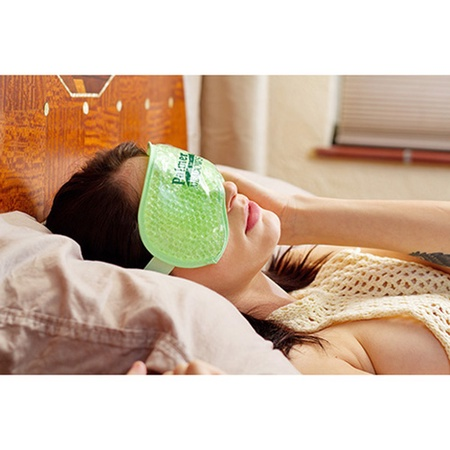 Plush Hot & Cold Custom Eye Mask