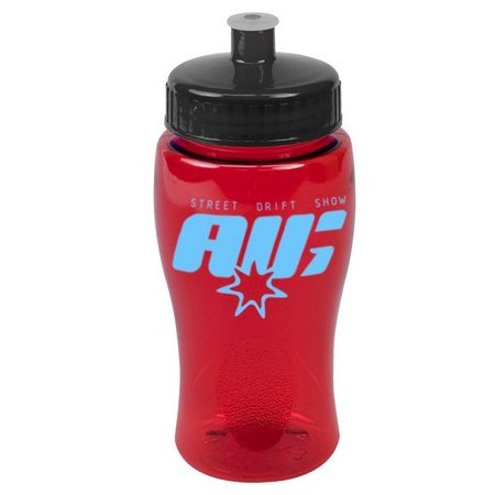 Poly-Pure Junior 18 oz. Promotional Bottles