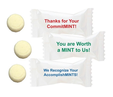 Praise Mints Assortment for Staff & Employees