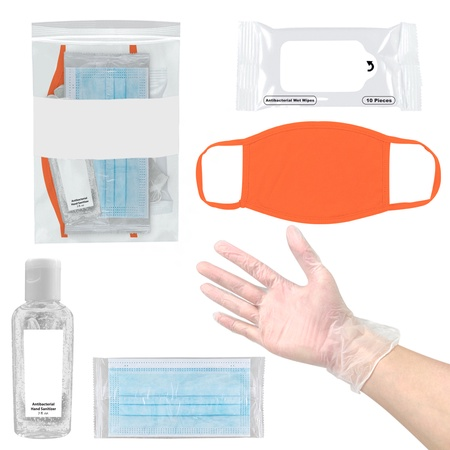Promotional Deluxe PPE Wellness Kit