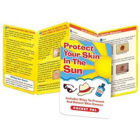 Protect Your Skin In The Sun Pocket Pal