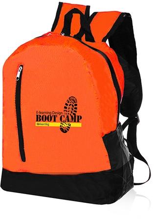 Quick Zip Promotional Backpacks