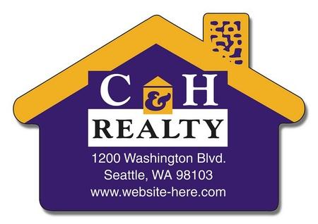 Custom Real Estate Magnets