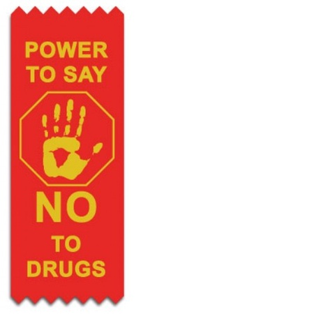 Red Ribbon - Power To Say No
