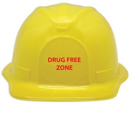 Red Ribbon Week Drug Free Zone Hats