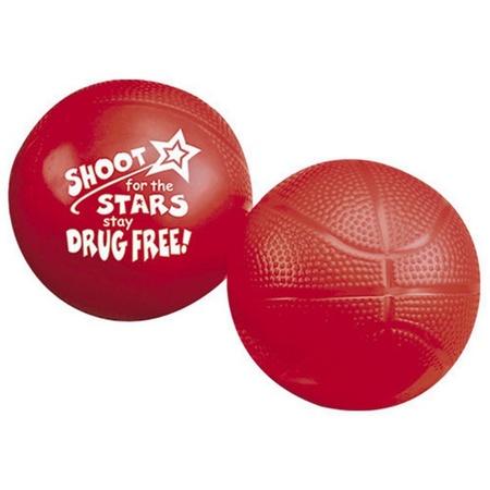 Red Ribbon Week Mini Basketball
