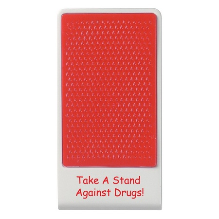 Red Ribbon Week Phone Stand