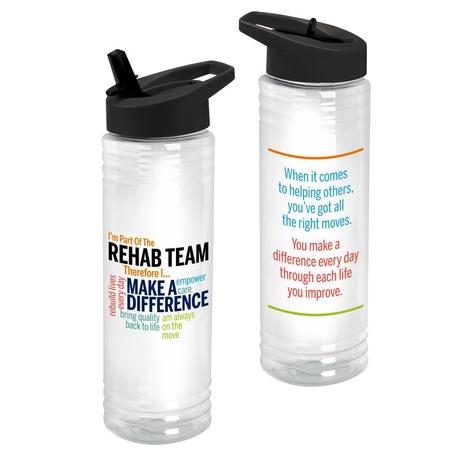 Rehab Professionals 24 oz. Water Bottles